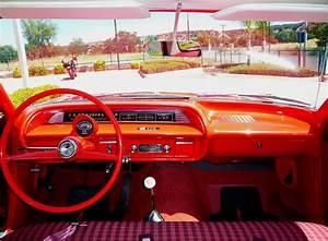 1963 Chevrolet Biscayne  U201c409 U201d 2 Door Post Sedan