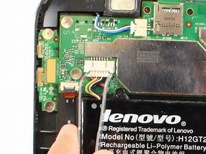 Lenovo Ideatab A2109 Battery Replacement