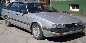 1983 Mazda 626 - Pictures