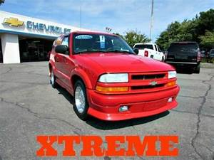 Find Used 2001 Chevrolet Xtreme Blazer 2dr Automatic 2dr