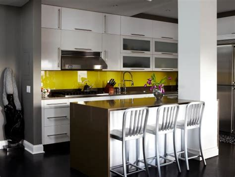 yellow kitchen backsplash inspiring kitchen backsplash design ideas hgtv s 1212