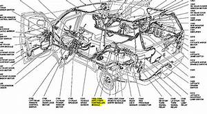 1994 Ford Explorer Parts Diagram