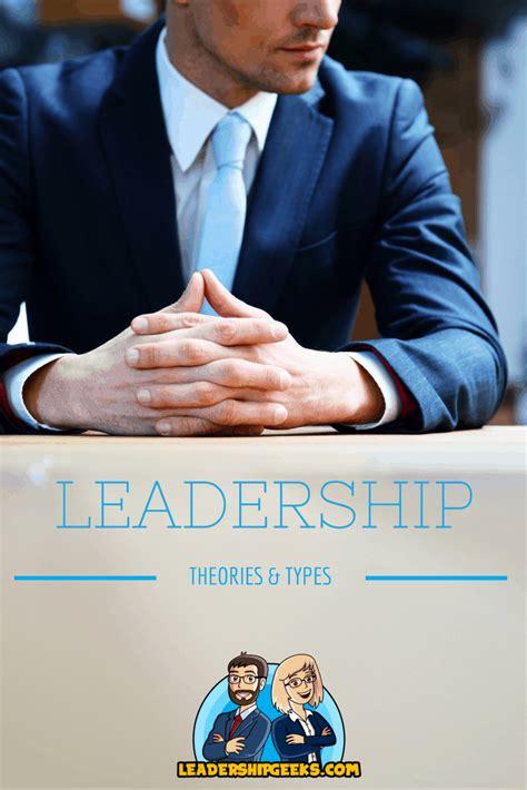 theories  types  leadership