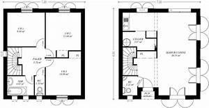 plan maison etage ventana blog With plan de maison avec etage gratuit