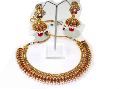 jewellery artificial bridal jewellery online shopping india sdjewelz