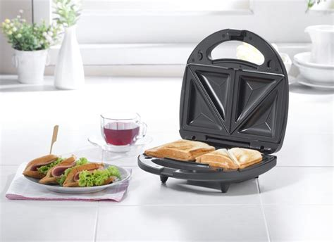 sandwich maker leaftv