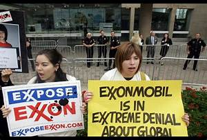 With Exxon Mobil Under Investigation, Is Climate Change ...