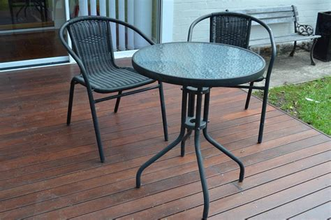 outdoor furniture table and chairs beautiful round patio table and chairs with small black