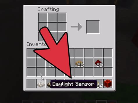 Redstone Ls With Daylight Sensor by How To Make A Daylight Sensor In Minecraft 7 Steps