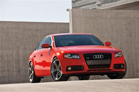2011 Audi A4 2.0t Quattro Review