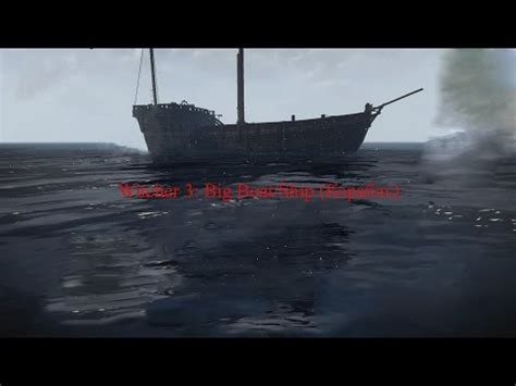 Fast Travel Using Boats Witcher 3 by The Witcher 3 How To Get To The Boat From The Last Wi