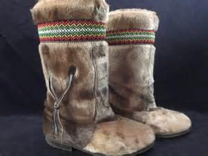 Real Eskimo Mukluks Boots