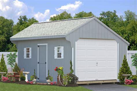 Prefabricated Garage : Prefab Car Garages One, Two, Three Car Portable Garages Pa