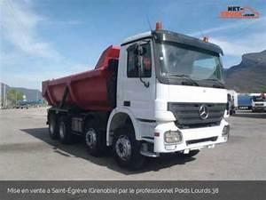 Mercedes Poids Lourds : camion porteur mercedes actros benne arri re 4144 poids lourds 38 youtube ~ Medecine-chirurgie-esthetiques.com Avis de Voitures