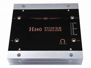 Hi40 Car Audio Power Stabilizer Wide Range Voltage