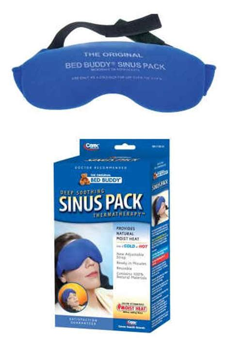 Bed Buddy Sinus Pack by Neck Neck Ache Stiff Neck Tight Shoulders