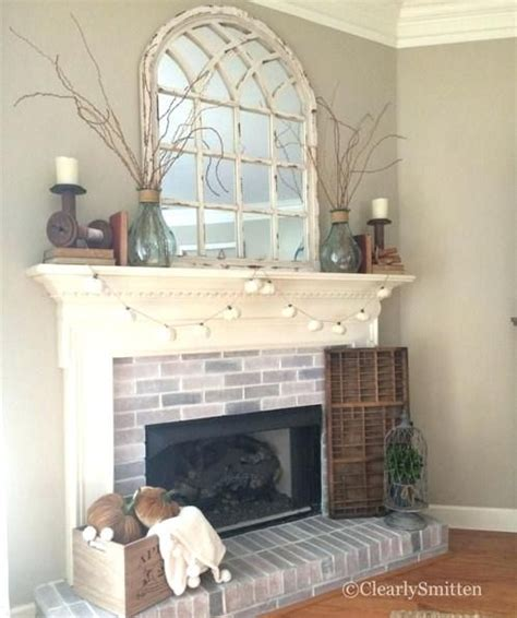 Decorating Ideas Next To Fireplace by Image Result For Everyday Fireplace Mantel Decorating