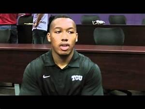 Josh Carraway talks 2015 TCU season - YouTube