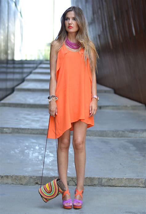 EstiloDF u00bb u00a1El naranja enciende el street style!