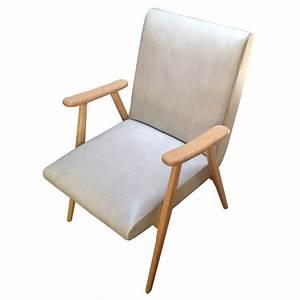 Fauteuil Scandinave Enfant : fauteuil esprit scandinave gris clair r tro boutique ~ Teatrodelosmanantiales.com Idées de Décoration