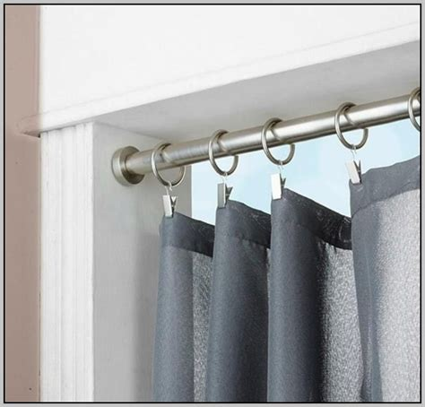 tension curtain rods home depot bay window curtain rods home depot curtain home
