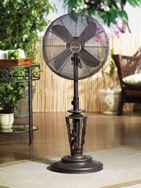pedestal fan  retro style outdoor fan standing fans