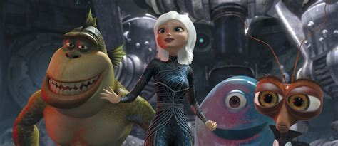 Monsters Vs Aliens  Failed Critics