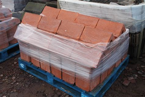 terracotta clay coping stones warwick reclamation