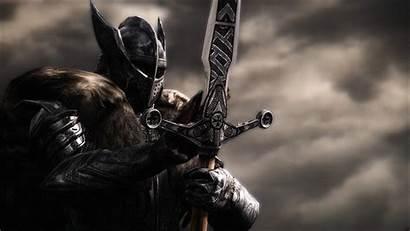 Knight Sword Knights Warrior Skyrim Elder Armor