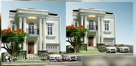 desain rumah klasik mewah  lantai jasa desain rumah jakarta