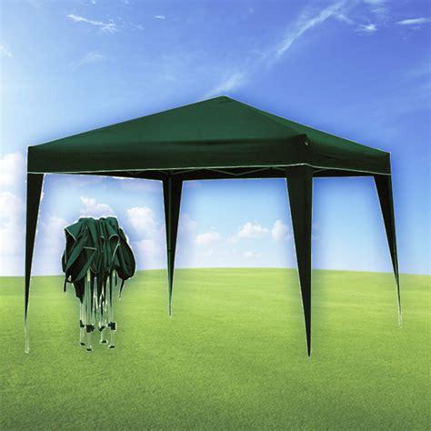 gazebo verde gazebo pieghevole 3 x 3 verde mondobrico giardino