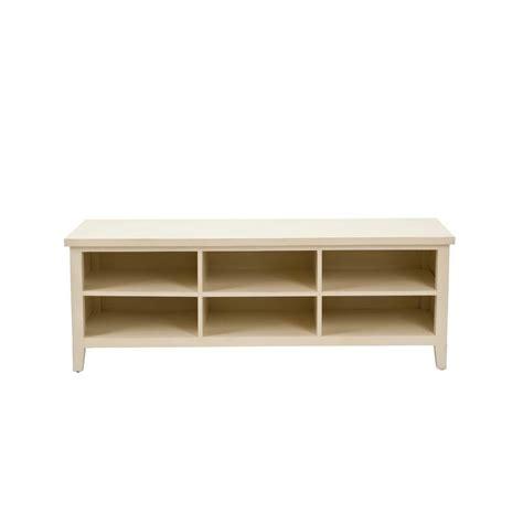 Safavieh Home by Safavieh American Home Shelves White Storage