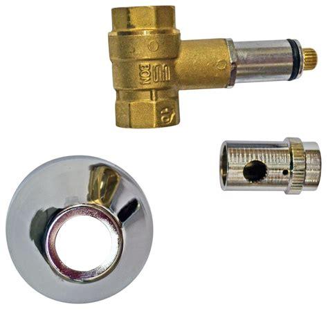 rubinetti d arresto valvola a sfera per acqua da incasso con cappuccio ff3 4