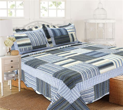 Bed Coverlets And Quilts by 71 All For You Quilt Set Bedspread Coverlet Reversible
