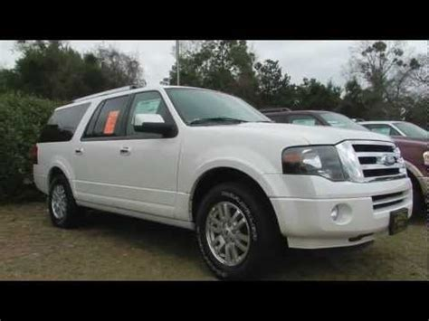 ford expedition el review limited