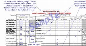 iso 13485 internal audit checklist dagorreport With internal audit schedule template