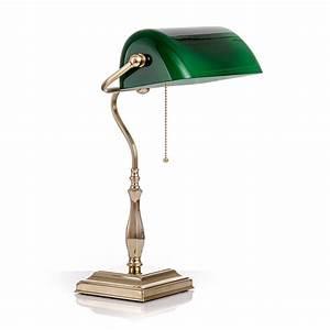 Berliner Online Shops : bankerlampe gr n berliner messing lamptique online shop ~ Markanthonyermac.com Haus und Dekorationen
