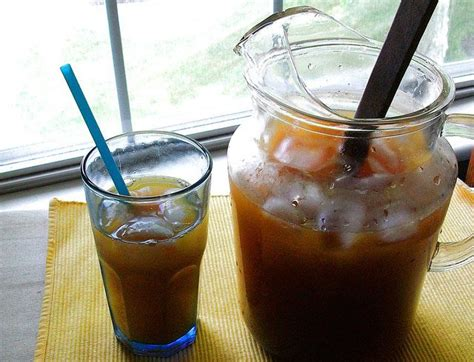 tepache fermented pineapple drink