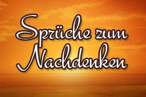 search results for 100 sprueche zum nachdenken