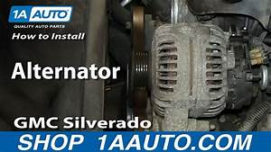 How To Replace Alternator 00