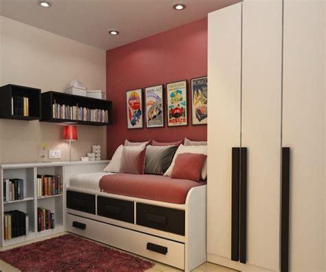 Hochbett Für Kleine Räume by Jugendzimmer F 252 R Kleine R 228 Ume