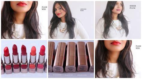 9 loreal moist matte lipsticks for pigmented dusky
