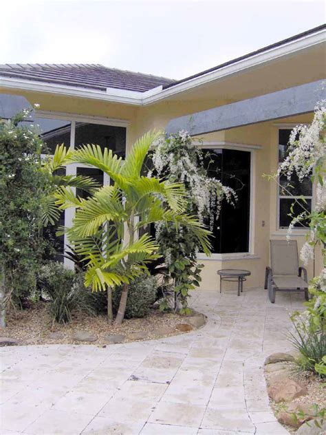 The Patio Westhton by Landscaping In Weston Florida
