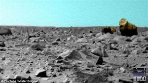 Gorillas on Mars: Rock shaped like a giant ape joins the ...