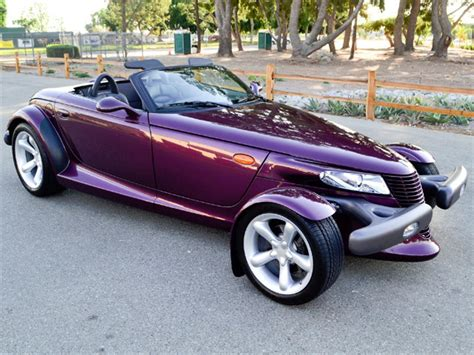 1999 Plymouth Prowler for Sale | ClassicCars.com | CC-910047