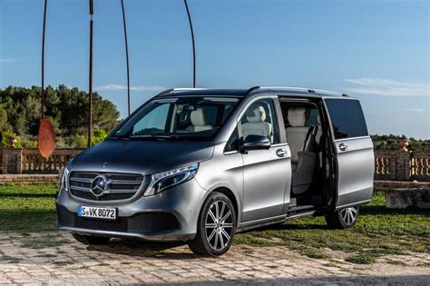 Mercedes V Class Picture by New Mercedes V Class 2019 Review Pictures Auto Express