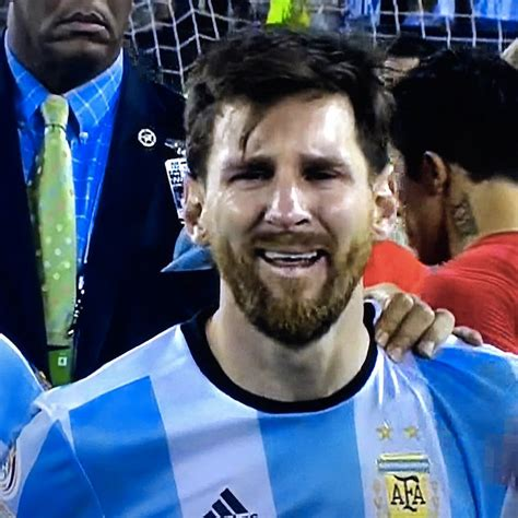 Meme Messi - crying messi know your meme