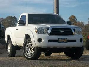 2007 Toyota Tacoma Prerunner 2wd 5 Speed Manual M  T Four