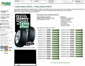 Avis Pneu Feu Vert : feu vert 1 pneu achete 1 pneu offert ~ Medecine-chirurgie-esthetiques.com Avis de Voitures