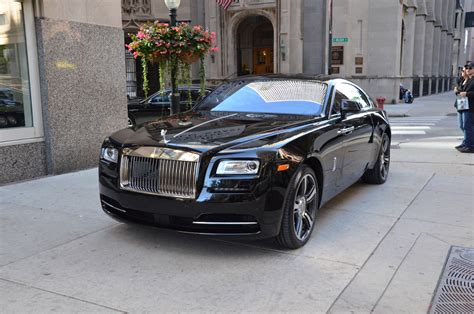 2018 Rolls Royce Wraith New Bentley New Lamborghini